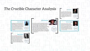 The Crucible Character Study Chart The Crucible Character Analysis By Sam Decook On Prezi