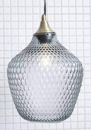 Beatrice Glass Pendant Light | Glass ceiling pendant, Pendant light, Glass  pendant light