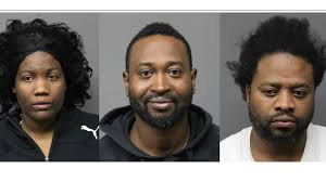 Sashagaye Brown, Kevin Marsh, and Dale Smart charged with Second ...