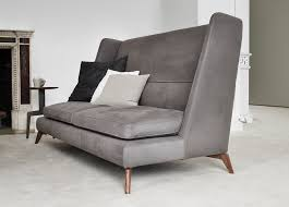 vibieffe class high back sofa