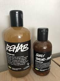 Lush Shampoo Lively Life
