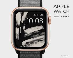 Apple watch wallpaper with abstract art ...