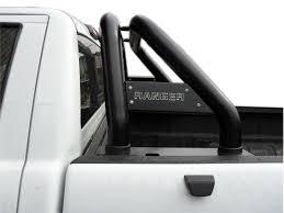 Ford Ranger T6 Black Powder Coated Roll Bar Fits Single Cab