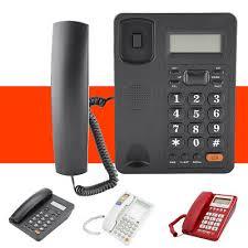 wall mount landline telephone caller id