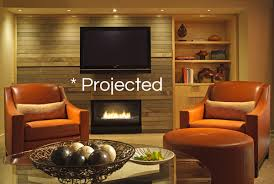 Small Picture Fireplace Television HDTV Design Tips