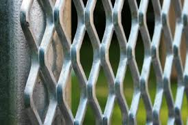 SECUREX High Security Expanded Metal Fence Niles Fence