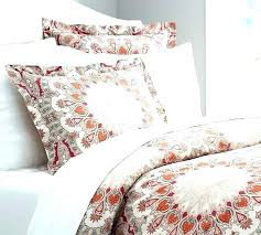 paisley duvet cover brown covers king green