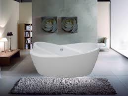 modern bathroom rugs idea