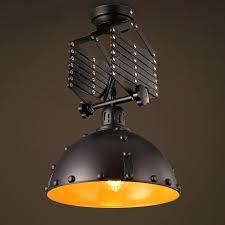 retractable ceiling light fixtures lighting fixture pull down lamps style black adjustable21