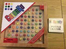 Sudoku Wooden Board Game Instructions Wooden Sudoku Board Traditional Games eBay 58