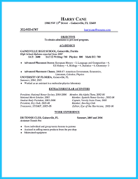 Good Resume For Nurse Anesthesia Application Perfect Resume Format