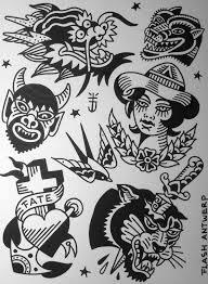 пин от пользователя Roman Bunch на доске Tattoo традиционные
