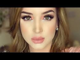 beginners makeup tutorial how to apply foundation contour blush you