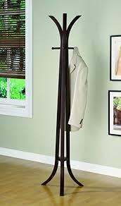 Amazon Coat Rack Fascinating Amazon Com Coaster Home Furnishings Contemporary Coat Rack For