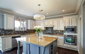 Refinishing Kitchen Cabinets Cost Extraordinary Refacing Or Refinishing Kitchen Cabinets HomeAdvisor