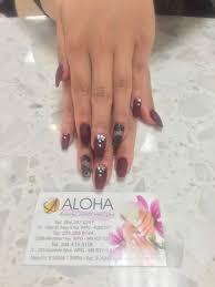 9 photos for aloha nails