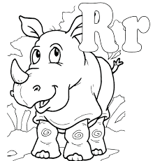 Coloring Pages R At Getdrawingscom Free For Personal Use Coloring