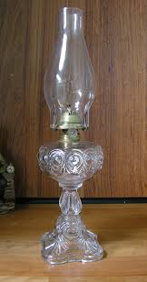 antique lamp collection