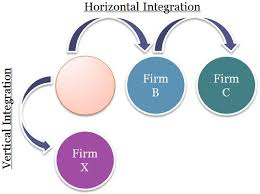 Vertical Merger Example Difference Between Horizontal And Vertical Integration With Example