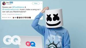 Marshmello Goes Undercover to Answer Fan Questions on Social Media ...
