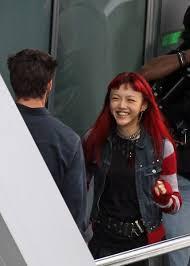 The Wolverine Nouvelles photos de Hugh Jackman et de Yukio.
