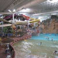 wisconsin dells hotels that include water park pes