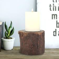 Wooden Candle Holders Wholesale Uk Sticks Candlestick Sale Diy Wood Pillar.