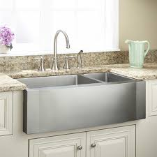 fireclay apron front double bowl sink shown in white bowl fireclay farmhouse sink apron kitchen sink kitchen sinks alcove