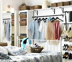 Small Bedroom Wardrobe Solutions Diy Storage Solutions For Small Bedrooms Easy Storage Solutions