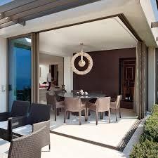 sliding patio door aluminum double glazed kasting