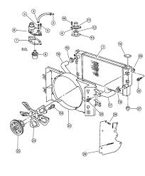 Download dodge ram 1500 radiator diagram large size