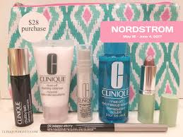nordstrom clinique gift may june 2017