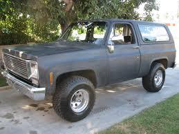 lbclooney187 1976 Chevrolet Blazer Specs, Photos, Modification ...