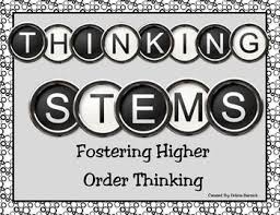 Tech Friendly Lessons to Encourage Higher Order Thinking    THE     Higher order thinking