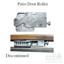 replacing rollers on sliding glass doors replacing rollers on sliding glass doors patio door roller discontinued