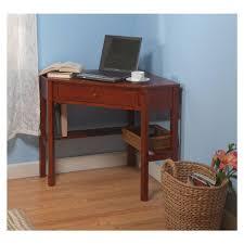 vintage corner desk for computer