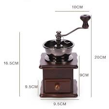 The lhs coffee grinder is the only model in this post that is a manual type. Manual Coffee Grinder Hand Coffee Beans Grinding Machine Hand Coffee Burr Mill Manual Bean Grinder Buy At A Low Prices On Joom E Commerce Platform