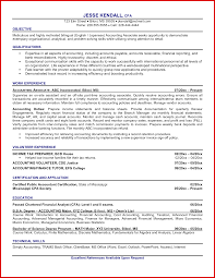 Amazing Resumes Unique Accounting Associate Resume Mailing Format 53
