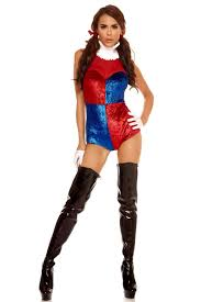 quintessential jester supervillian costume by forplay reg foxy quintessential jester supervillian costume