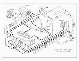 Club car golf cart wiring diagram carlplant unbelievable for ingersoll rand