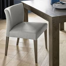fabric dining chair bentley designs inside low back chairs inspirations 18