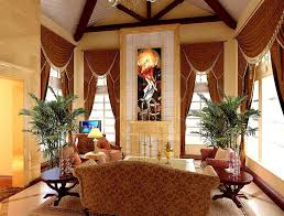western living room furniture decorating. Western Style Living Room Design With Miniascape Sofa And Curtain Furniture Decorating I