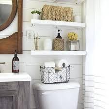 bathroom floating shelves floating shelves over toilet tissue box