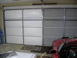 how to insulate garage doorLiving Stingy Insulating Your Garage Door  For Cheap