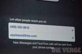 Apple Phone Number Ios 6 Unifies Your Apple Id And Phone Number For Improved