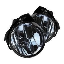 2004 Chrysler Pacifica Fog Lights Lumen Smoke Factory Style Fog Lights