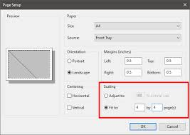 Please remember that your paper size selection is the paper size of the final print including any additional border. How To Print An Image On Multiple Pages Using Windows 10 S Paint Digital Citizen
