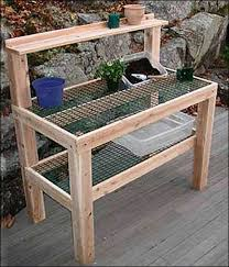attractive outdoor plant table 17 best ideas about outdoor plant stands on plant