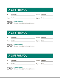 gift certificate for business small business gift certificates