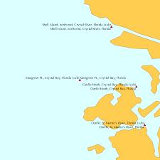 Mangrove Pt Crystal Bay Florida Sub Tide Chart